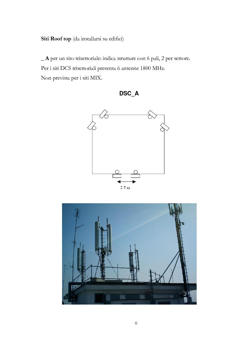 Anteprima della tesi: Infrastrutture di telecomunicazioni: tecniche e procedure di installazione e collaudo, Pagina 6