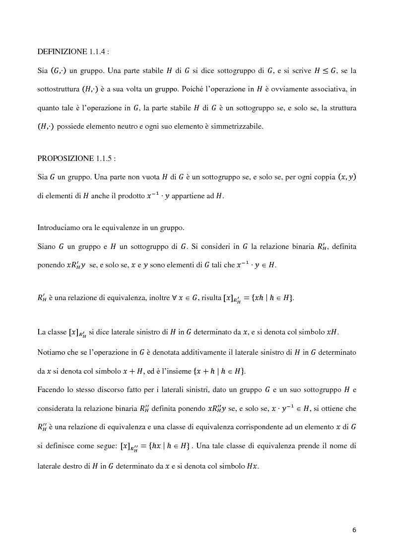 Anteprima della tesi: Curve algebriche piane e serie lineari, Pagina 3