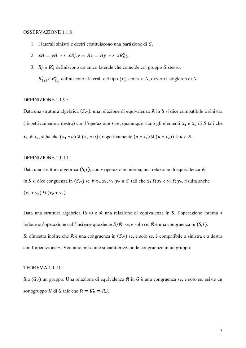 Anteprima della tesi: Curve algebriche piane e serie lineari, Pagina 4
