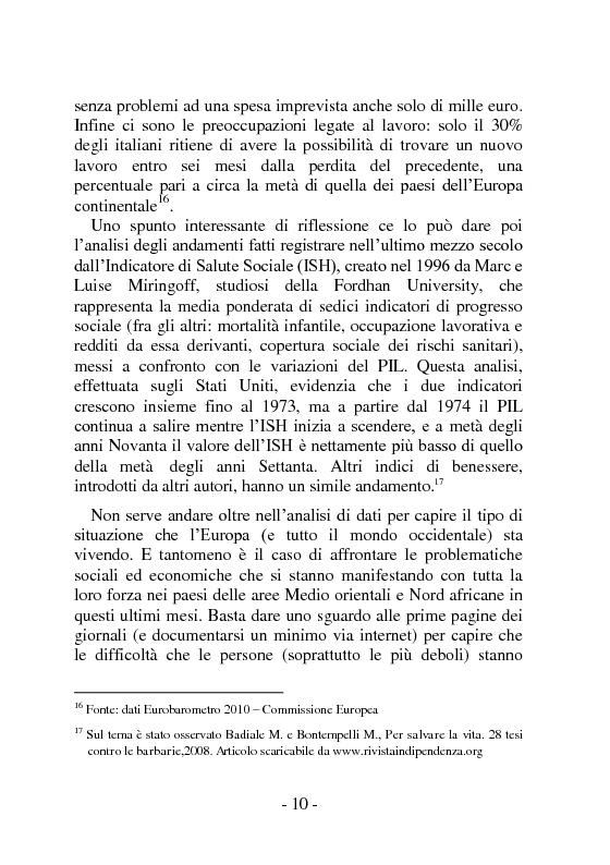 Anteprima della tesi: I sistemi distributivi basati su reti di relazioni. Network Marketing e Gruppi d'Acquisto Solidale: un'analisi degli impatti potenziali a livello economico, sociale ed ambientale, Pagina 11