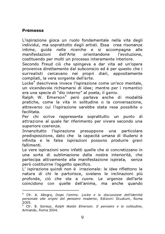 Anteprima della tesi: Nei Luoghi dell'anima di Luchino Visconti. Breve viaggio tra le case del regista, attraversando stanze, vita vissuta e ricordi, alla ricerca delle sue ispirazioni, Pagina 5
