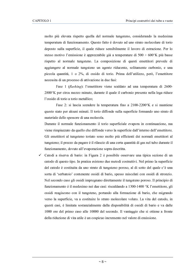 Anteprima della tesi: Caratterizzazione, modelling e studio del rumore di valvole termoioniche per applicazioni audio, Pagina 9
