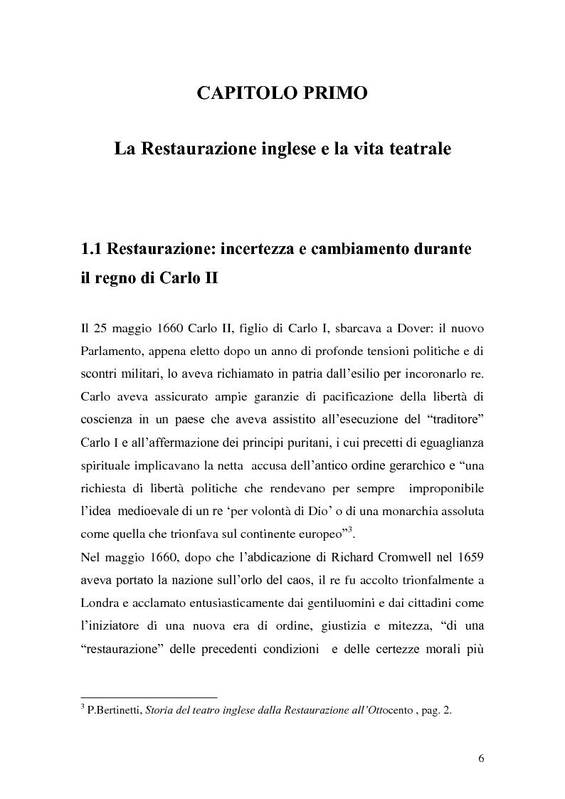 Anteprima della tesi: Libertinismo e sessualità sul palco del teatro della Restaurazione, Pagina 4