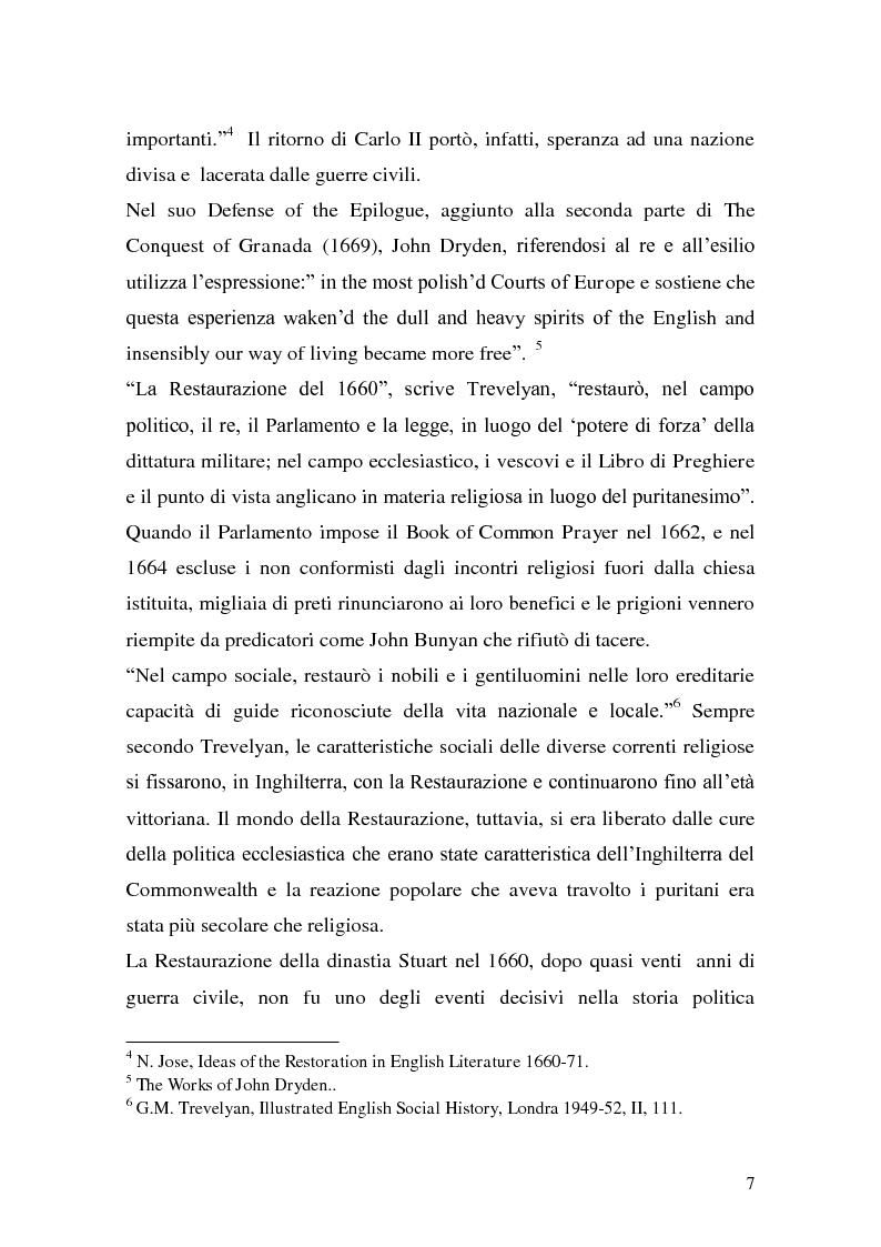 Anteprima della tesi: Libertinismo e sessualità sul palco del teatro della Restaurazione, Pagina 5