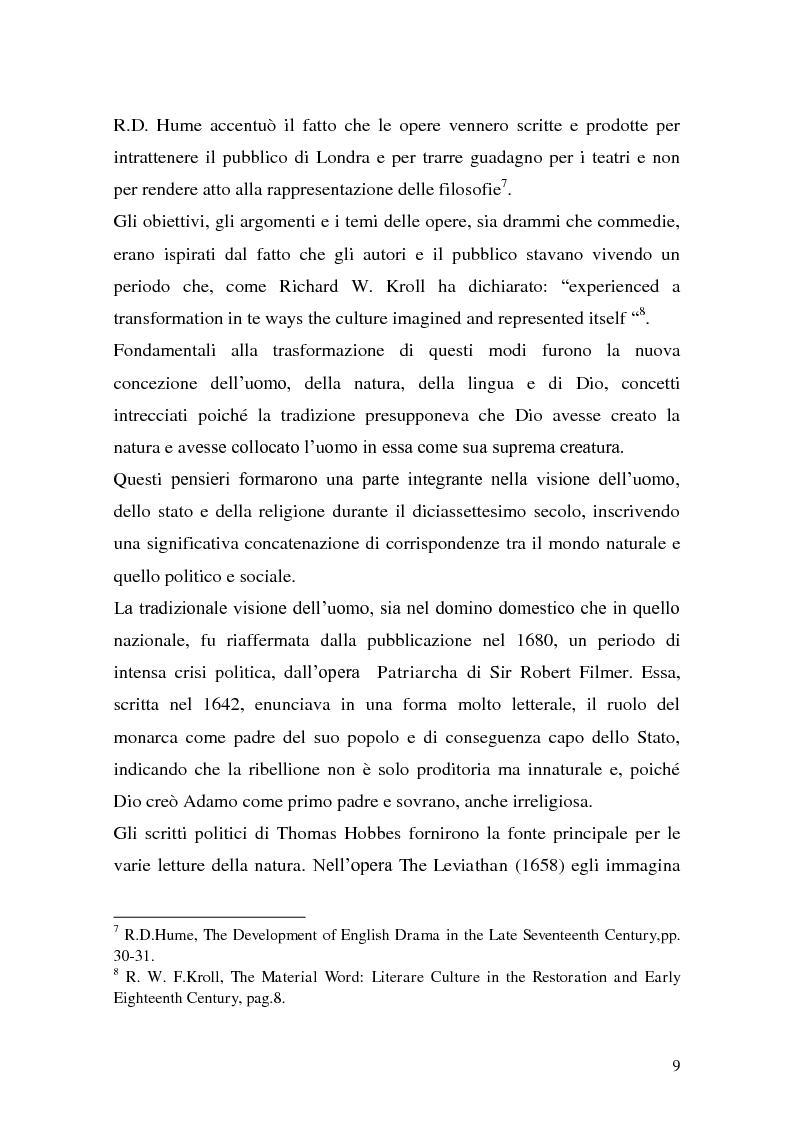 Anteprima della tesi: Libertinismo e sessualità sul palco del teatro della Restaurazione, Pagina 7