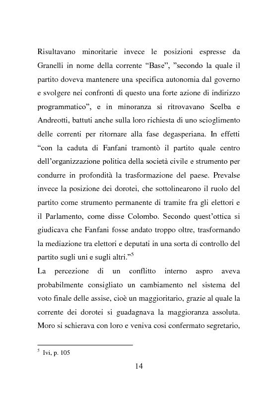 Anteprima della tesi: Lo scoop sul caso Sifar, Pagina 11
