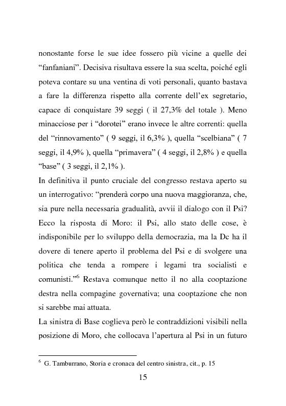 Anteprima della tesi: Lo scoop sul caso Sifar, Pagina 12