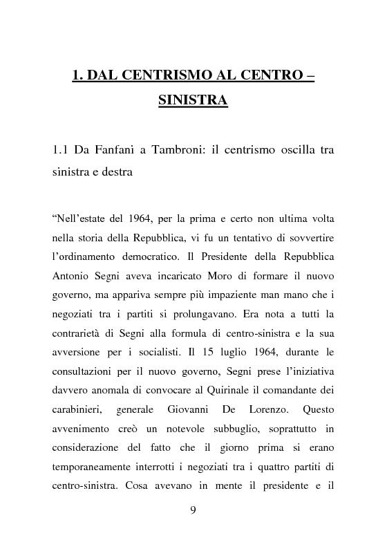 Anteprima della tesi: Lo scoop sul caso Sifar, Pagina 6