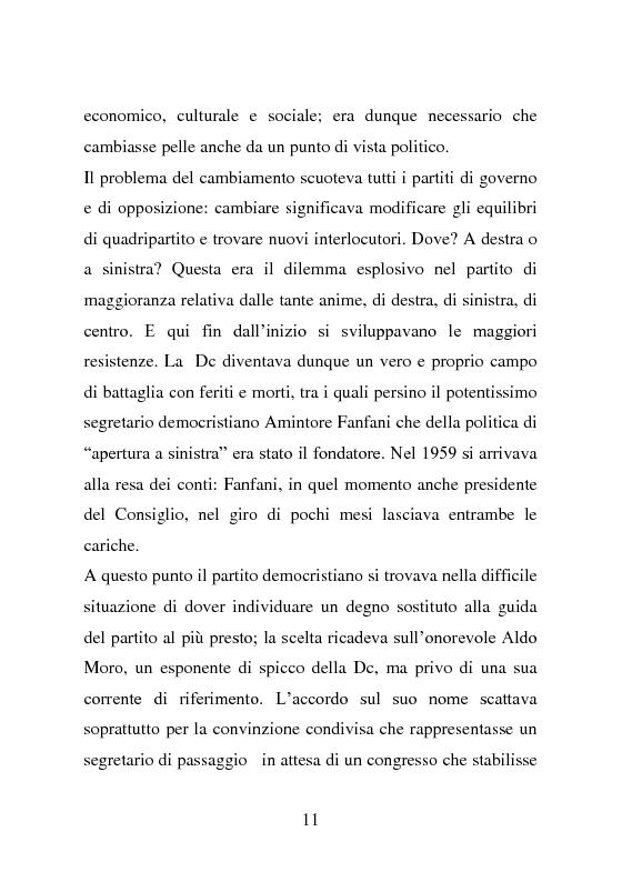 Anteprima della tesi: Lo scoop sul caso Sifar, Pagina 8