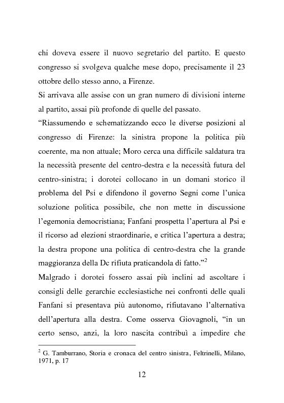 Anteprima della tesi: Lo scoop sul caso Sifar, Pagina 9