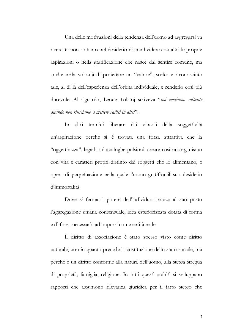 Anteprima della tesi: Un particolare modello di associazione cristiana: Nomadelfia, Pagina 8