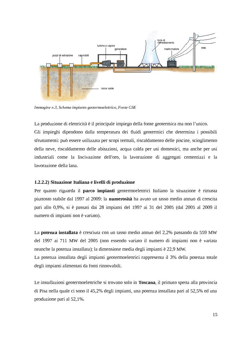 Anteprima della tesi: Energia Fotovoltaica - il Terzo Conto Energia: Presentazione di un caso pratico, Pagina 16