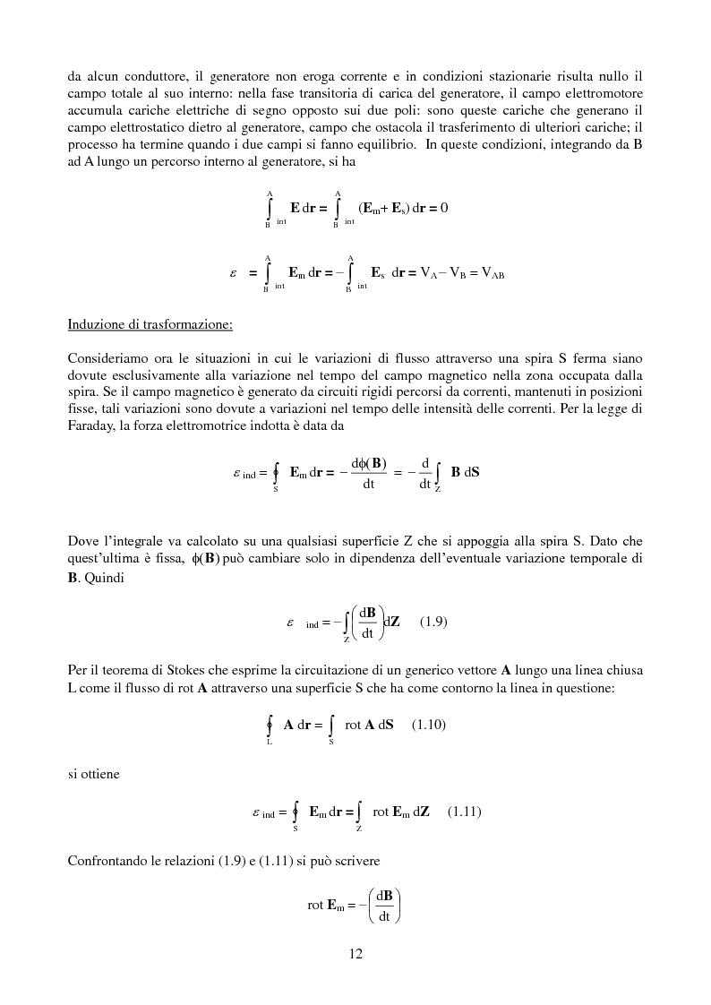 Anteprima della tesi: Memristor: teoria e applicazioni, Pagina 8