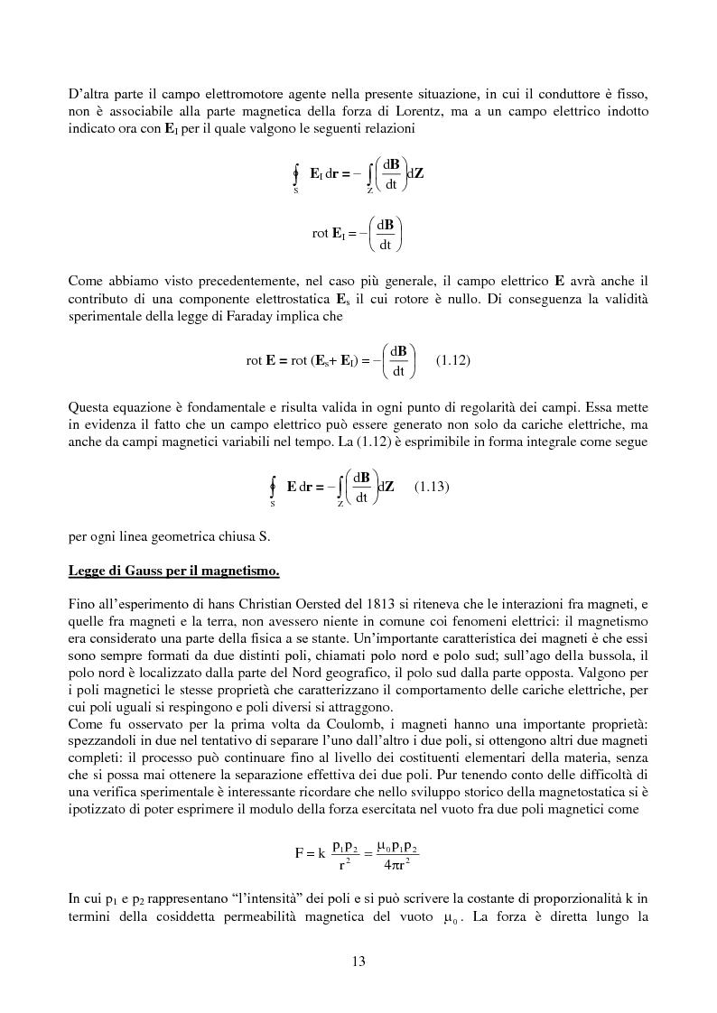 Anteprima della tesi: Memristor: teoria e applicazioni, Pagina 9