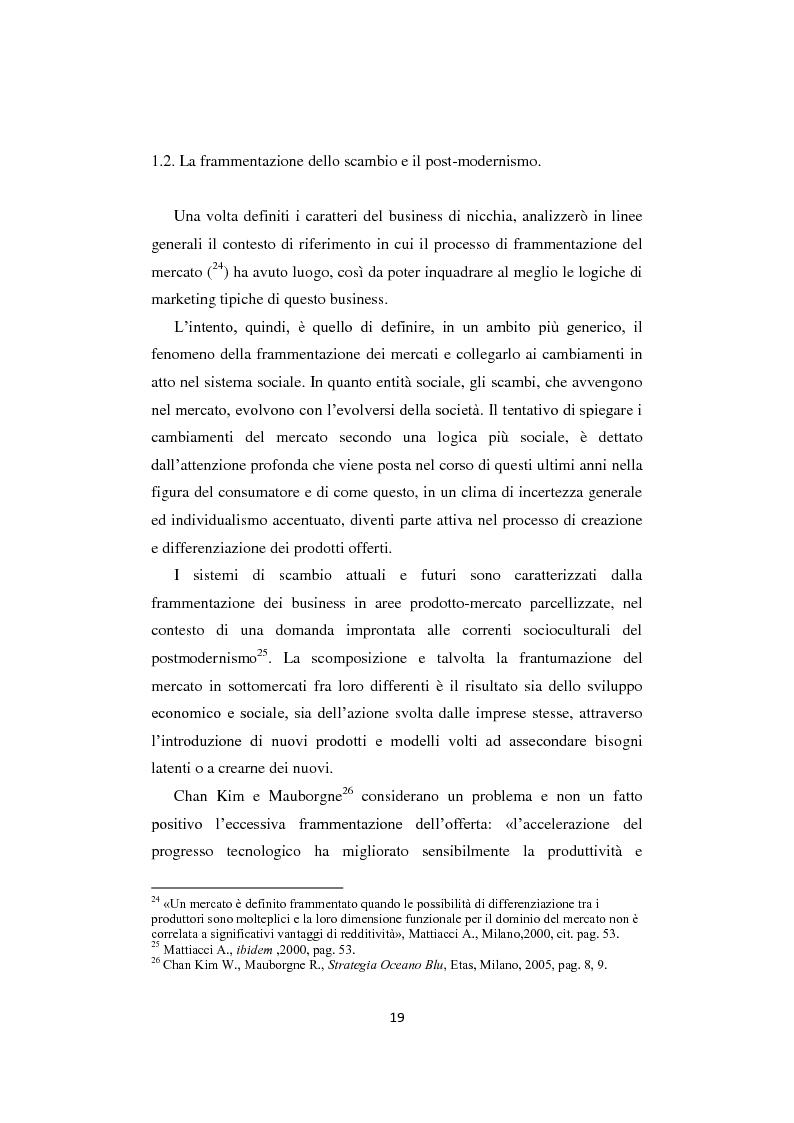 """Anteprima della tesi: I business di nicchia e le strategie di open marketing. Il caso """"The Hub Milano"""", Pagina 12"""