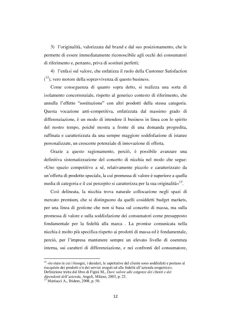 """Anteprima della tesi: I business di nicchia e le strategie di open marketing. Il caso """"The Hub Milano"""", Pagina 5"""