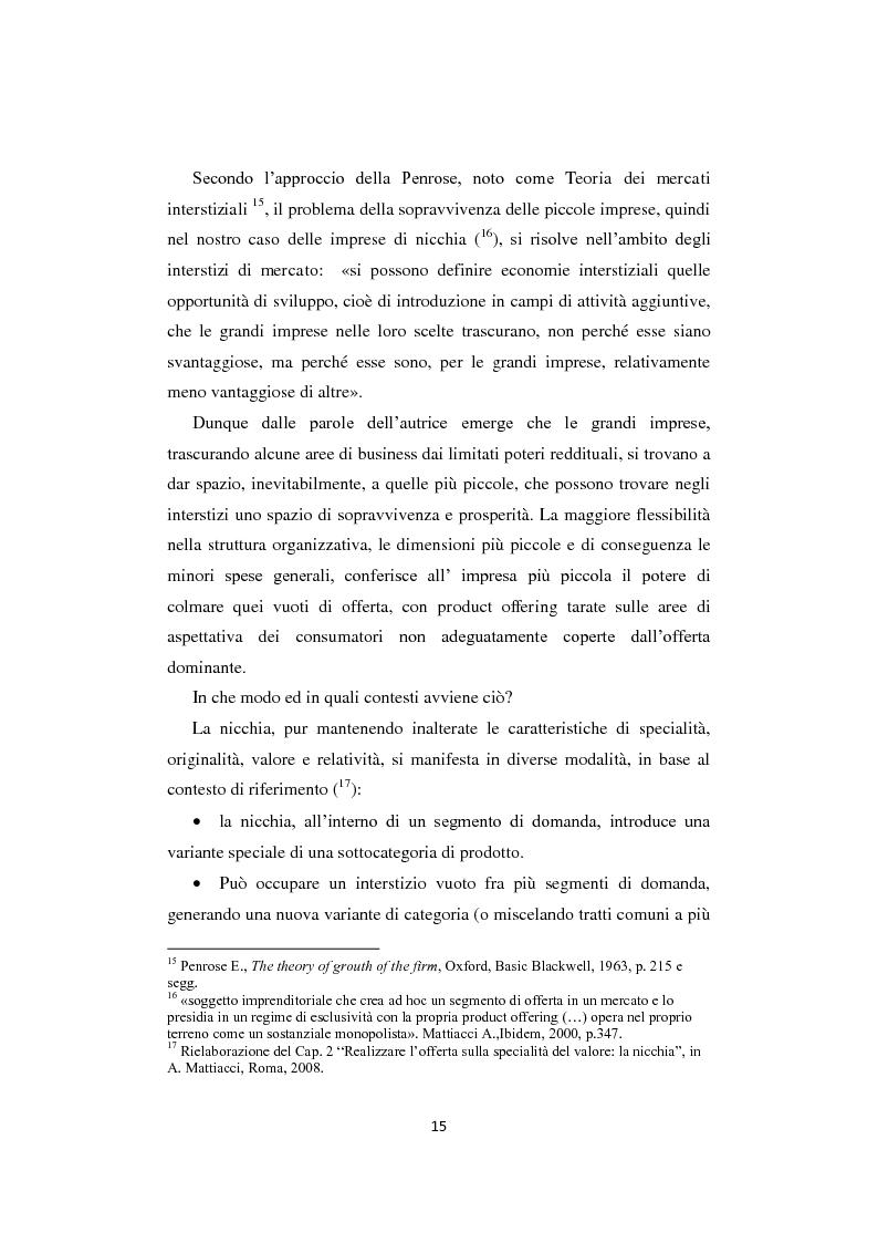 """Anteprima della tesi: I business di nicchia e le strategie di open marketing. Il caso """"The Hub Milano"""", Pagina 8"""