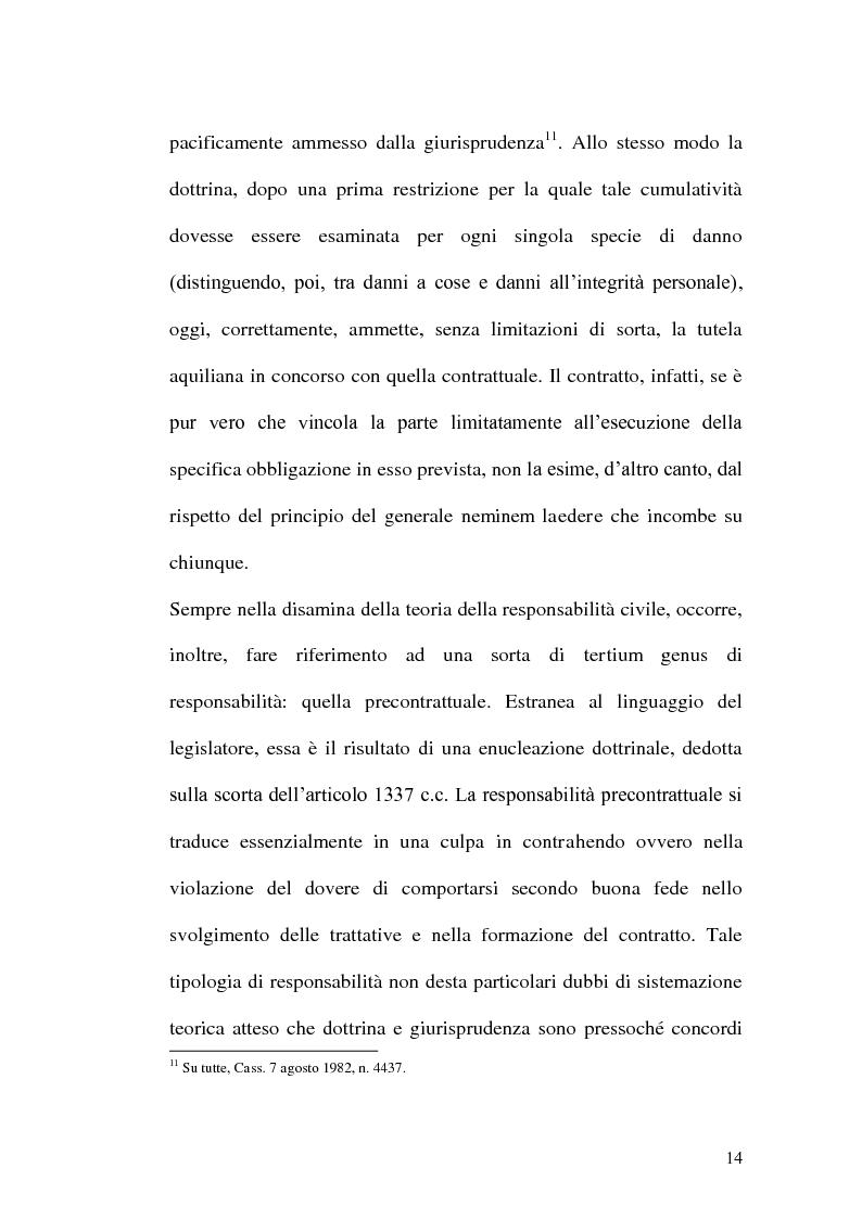 Anteprima della tesi: Profili di responsabilità della P.A. in materia urbanistica ed edilizia, Pagina 12