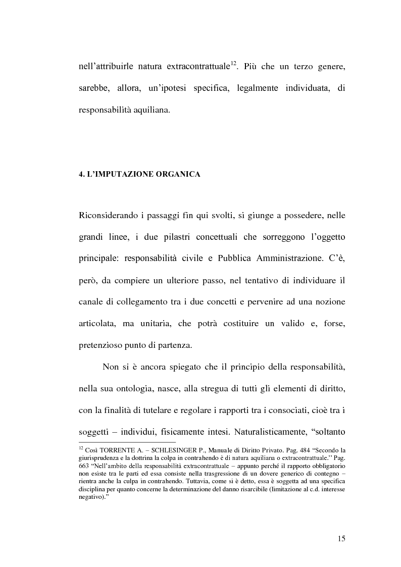 Anteprima della tesi: Profili di responsabilità della P.A. in materia urbanistica ed edilizia, Pagina 13