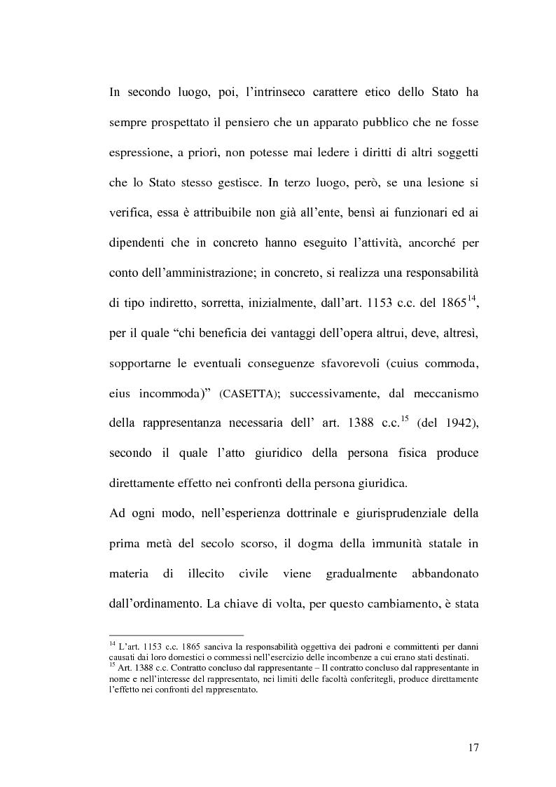 Anteprima della tesi: Profili di responsabilità della P.A. in materia urbanistica ed edilizia, Pagina 15