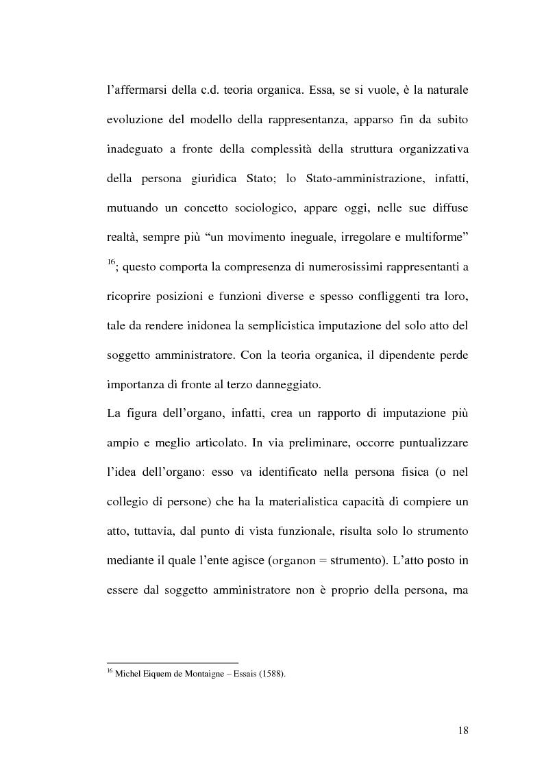 Anteprima della tesi: Profili di responsabilità della P.A. in materia urbanistica ed edilizia, Pagina 16