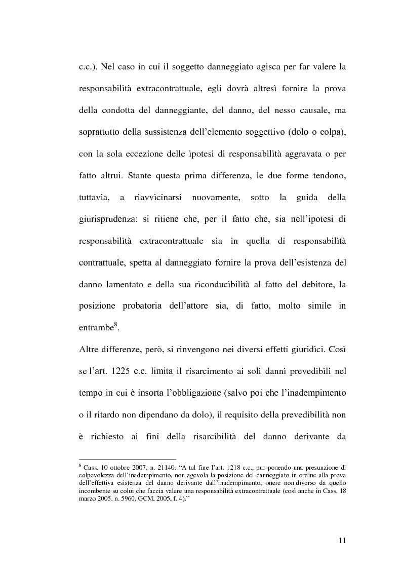 Anteprima della tesi: Profili di responsabilità della P.A. in materia urbanistica ed edilizia, Pagina 9