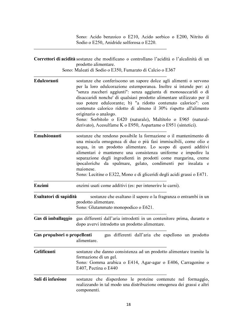 Anteprima della tesi: La Stevia Rebaudiana Bertoni e gli edulcoranti naturali: effetti fisiologici e nutrizionali e il loro utilizzo nella patologia diabetica, Pagina 12