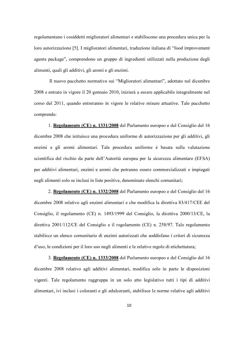 Anteprima della tesi: La Stevia Rebaudiana Bertoni e gli edulcoranti naturali: effetti fisiologici e nutrizionali e il loro utilizzo nella patologia diabetica, Pagina 4