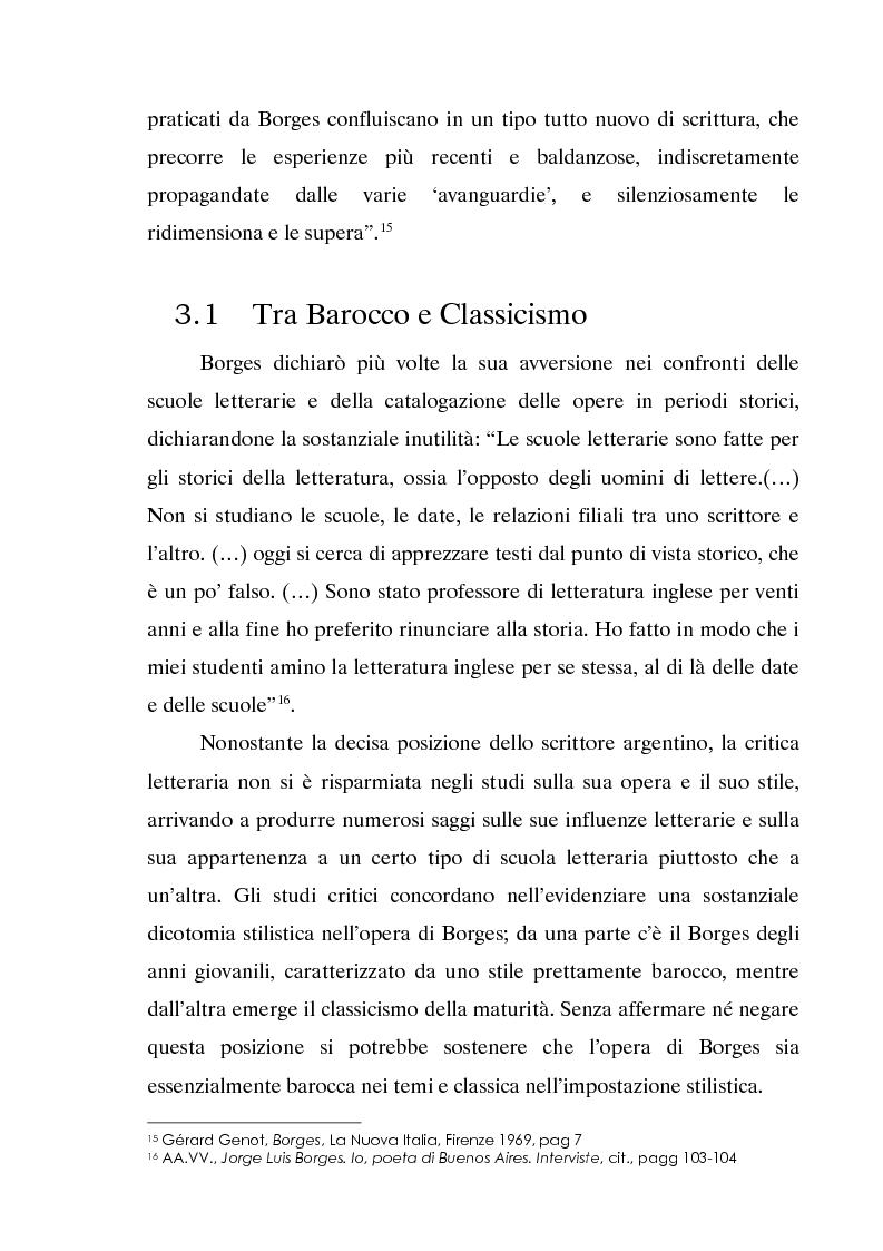 Anteprima della tesi: L'invecchiamento delle traduzioni. L'opera in prosa di Jorge Luis Borges, Pagina 15