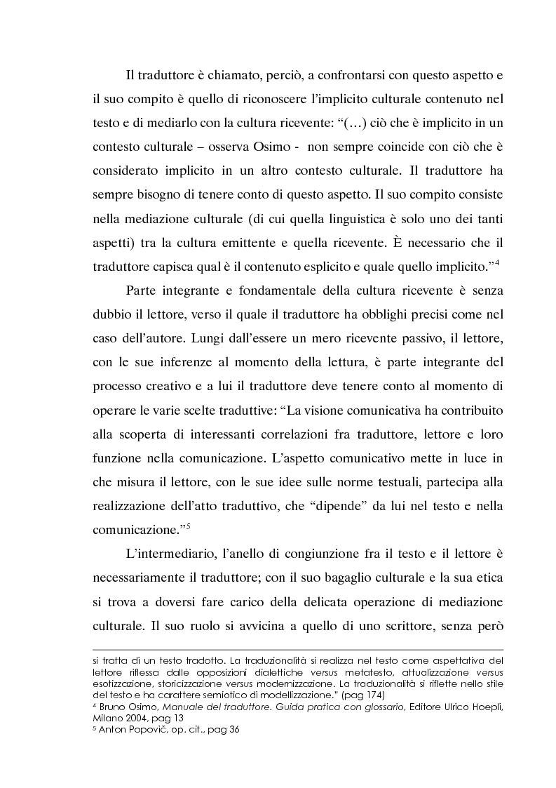 Anteprima della tesi: L'invecchiamento delle traduzioni. L'opera in prosa di Jorge Luis Borges, Pagina 4