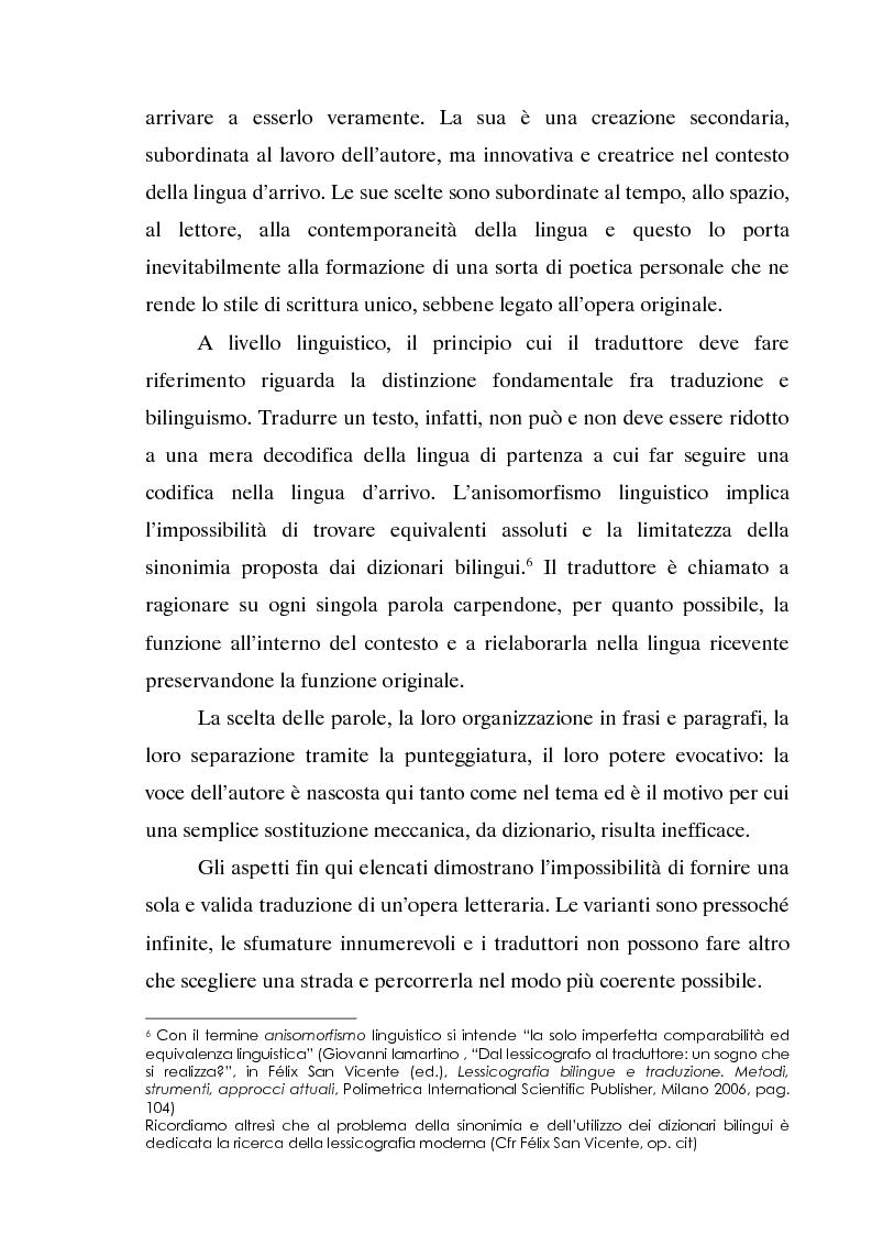 Anteprima della tesi: L'invecchiamento delle traduzioni. L'opera in prosa di Jorge Luis Borges, Pagina 5