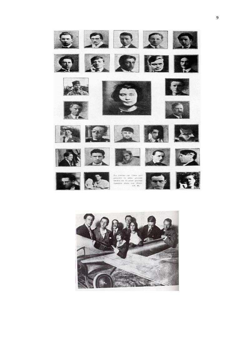 Anteprima della tesi: Il nudo nella produzione fotografica surrealista. Psicanalisi, influenze pittoriche e ricerche sulla sessualità, Pagina 7