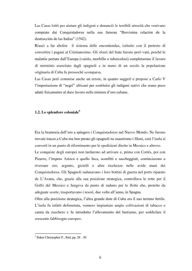 Anteprima della tesi: Il Sincretismo e l'opera di Nicolàs Guillén: analisi antropologico-letteraria di ''Motivos del Son'' e ''Sòngoro Cosongo'', Pagina 4