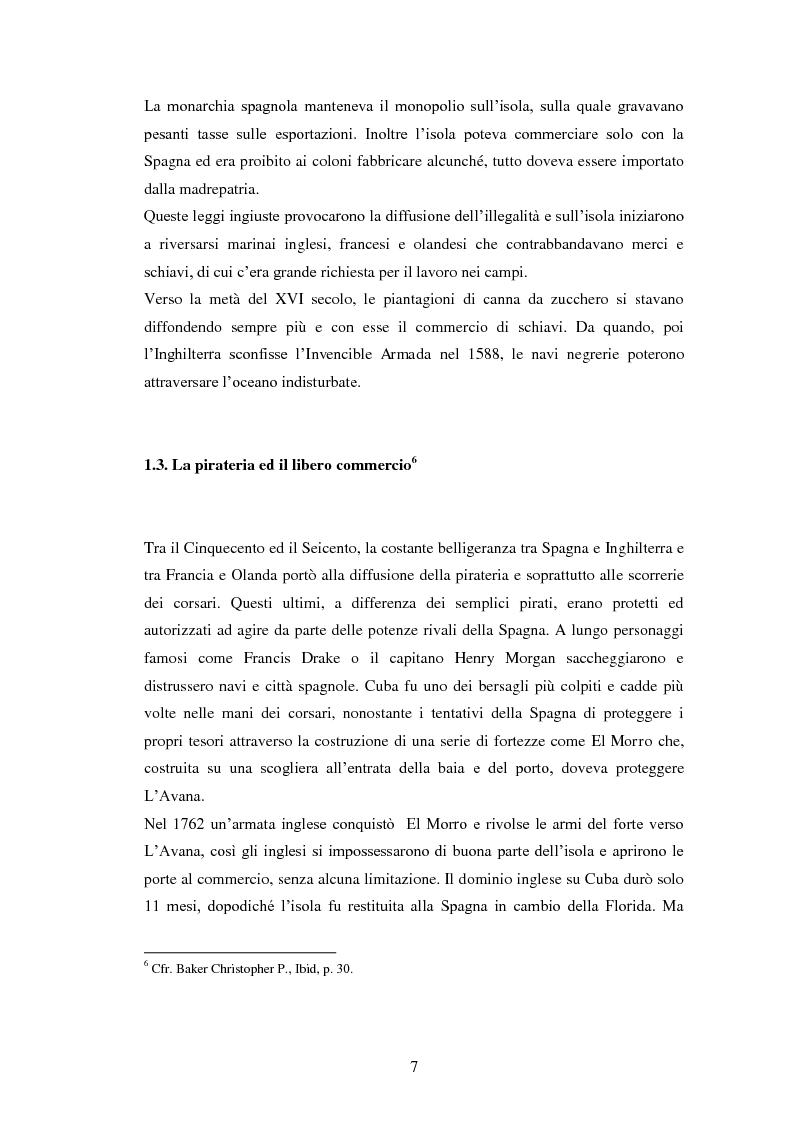 Anteprima della tesi: Il Sincretismo e l'opera di Nicolàs Guillén: analisi antropologico-letteraria di ''Motivos del Son'' e ''Sòngoro Cosongo'', Pagina 5