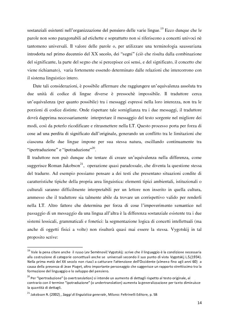 Anteprima della tesi: La traduzione audiovisiva nell'ambito videoludico, Pagina 11