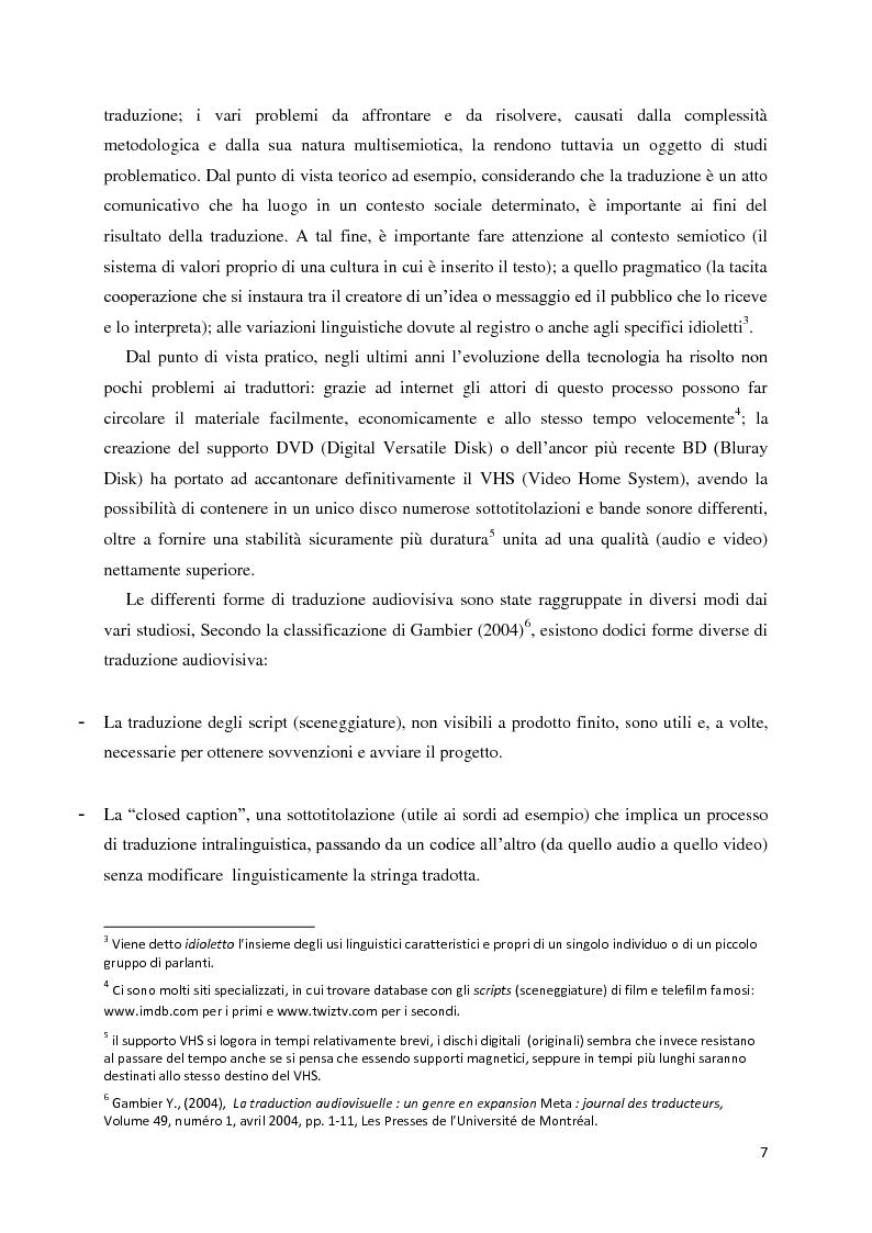 Anteprima della tesi: La traduzione audiovisiva nell'ambito videoludico, Pagina 4