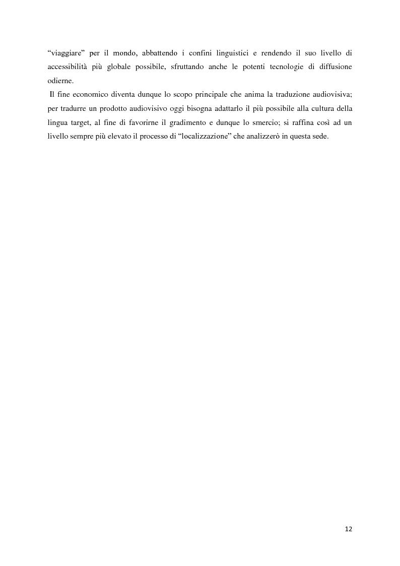 Anteprima della tesi: La traduzione audiovisiva nell'ambito videoludico, Pagina 9