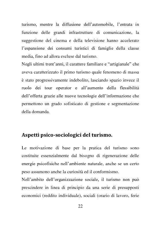 Anteprima della tesi: L'evoluzione della comunicazione esterna: il caso Valtur, Pagina 14