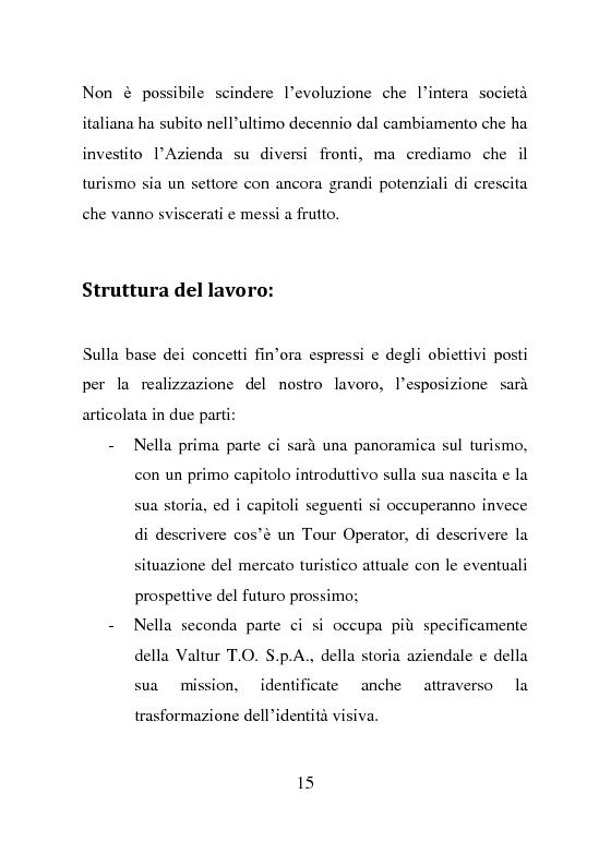 Anteprima della tesi: L'evoluzione della comunicazione esterna: il caso Valtur, Pagina 7