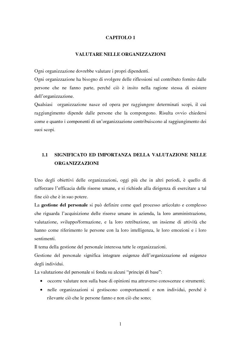 Anteprima della tesi: La validità predittiva delle competenze nei venditori: uno studio correlazionale., Pagina 4