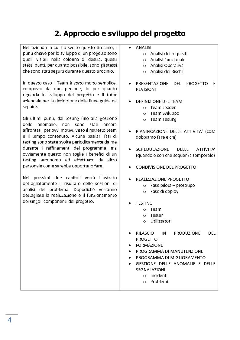 Anteprima della tesi: Un sistema di controllo remoto di sistemi eterogenei, Pagina 3