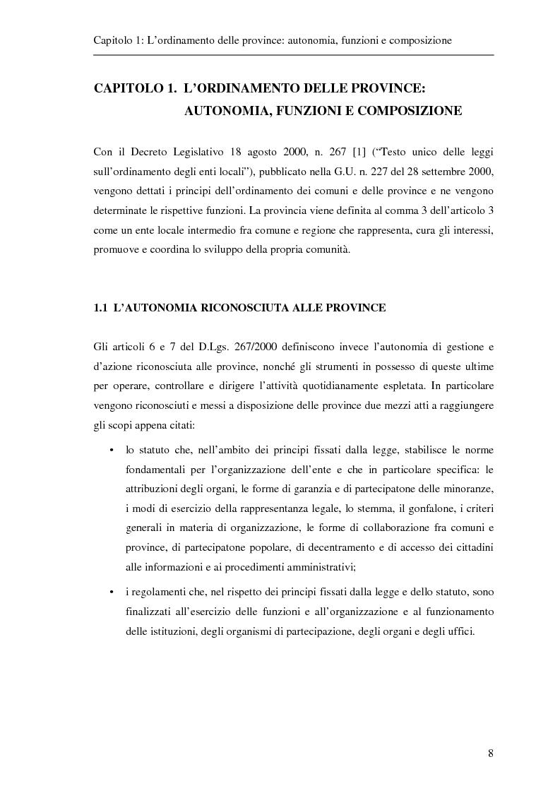 Anteprima della tesi: Gestione della sicurezza negli istituti scolastici superiori, Pagina 3