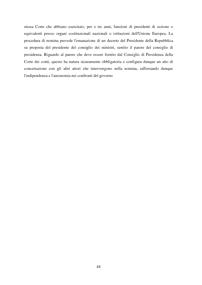 Anteprima della tesi: L'Audit Society in Italia. Analisi del sistema dei controlli della Corte dei conti, del Sistema sanitario nazionale e del Sistema universitario, Pagina 8