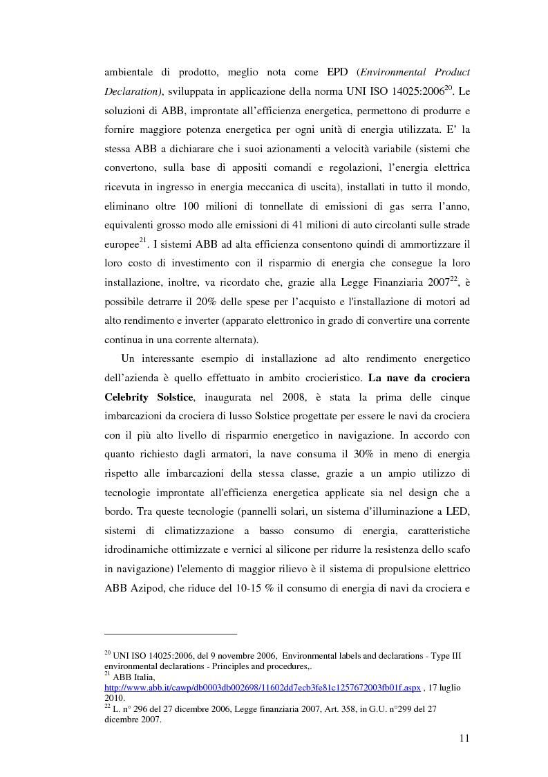 Anteprima della tesi: L'uso appropriato dell'energia nei musei, Pagina 9