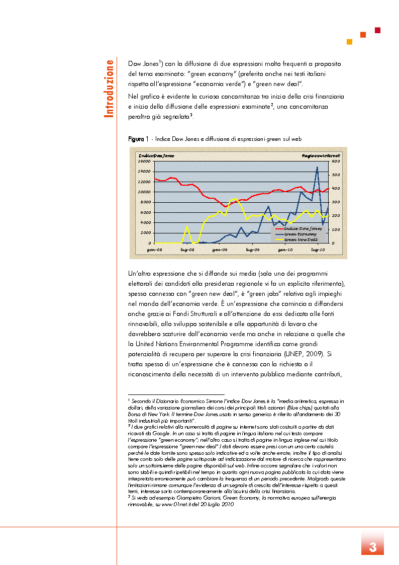 Anteprima della tesi: Un futuro per la Green Economy? Le politiche di sostegno all'economia verde, Pagina 4