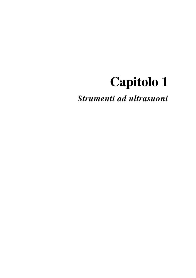 Anteprima della tesi: Realizzazione in linguaggio VHDL di un interpolatore per il beamformer di un ecografo sperimentale, Pagina 6