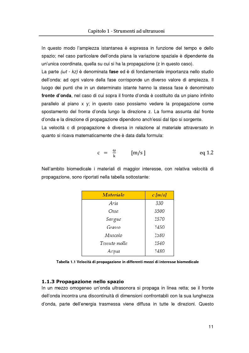 Anteprima della tesi: Realizzazione in linguaggio VHDL di un interpolatore per il beamformer di un ecografo sperimentale, Pagina 8