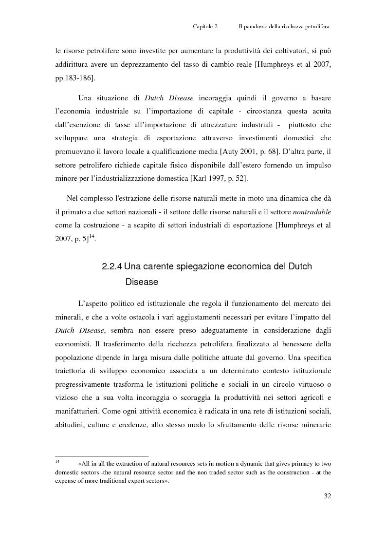 Anteprima della tesi: Gli investimenti Eni in Congo Brazzaville: trade-off tra profitti e protezione dell'ambiente e della società civile, Pagina 10