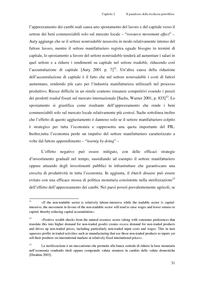Anteprima della tesi: Gli investimenti Eni in Congo Brazzaville: trade-off tra profitti e protezione dell'ambiente e della società civile, Pagina 9