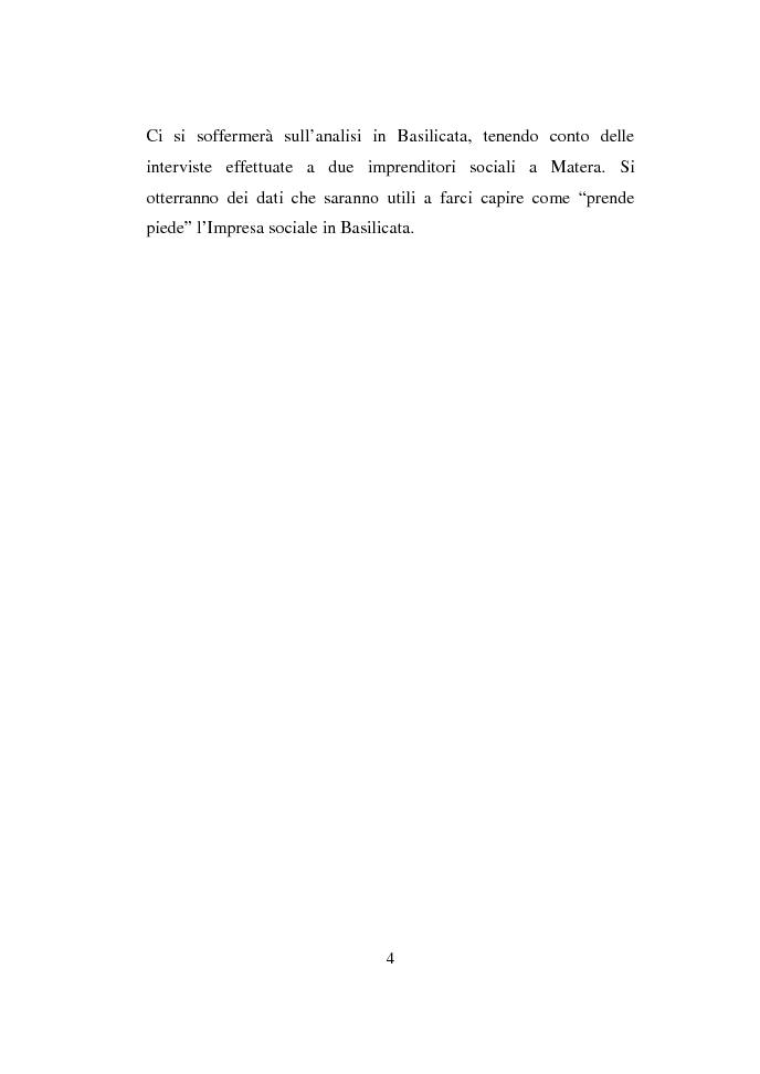 Anteprima della tesi: Valutazione delle competenze nelle imprese sociali, Pagina 3